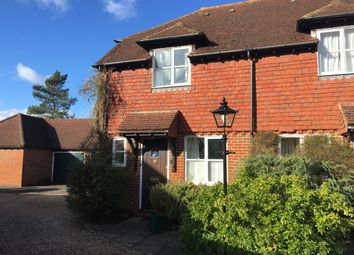 Thumbnail 2 bed end terrace house to rent in Barncroft, Farnham