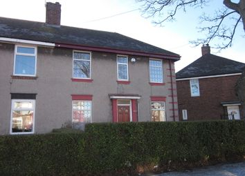 Thumbnail 3 bed semi-detached house to rent in Gregg House Road, Shiregreen, Sheffield