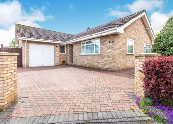 Thumbnail 3 bed bungalow for sale in Rodney Road, Hartford, Huntingdon, Cambridgeshire