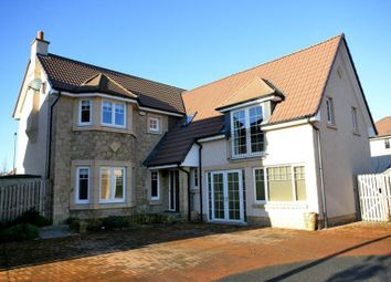 Thumbnail 5 bed detached house to rent in Castlepark Drive, Kintore