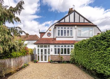 Thumbnail 3 bed semi-detached house for sale in The Glade, Croydon