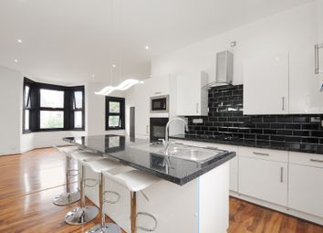 Thumbnail 3 bed duplex to rent in Kyverdale Rd, London