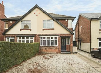 3 bed semi-detached house for sale in Sandford Road, Mapperley, Nottinghamshire NG3