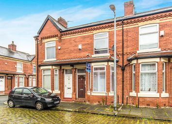Thumbnail 2 bed terraced house for sale in Ventnor Street, Salford