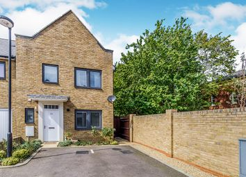 Thumbnail 3 bed semi-detached house for sale in The Fort, Rochester, Kent
