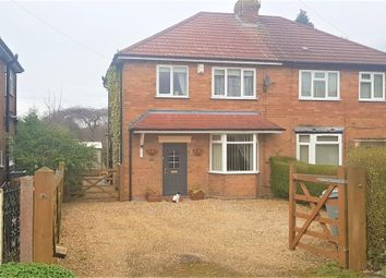 3 bed semi-detached house for sale in Cresswellshaw Road, Alsager, Stoke-On-Trent ST7