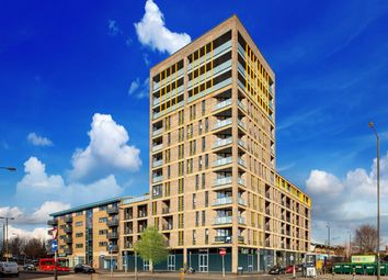 Thumbnail 3 bedroom flat for sale in 118-128 Christchurch Road, Colliers Wood