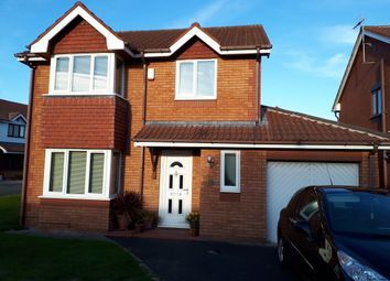 Thumbnail 4 bed detached house to rent in Lon Bedw, Rhyl