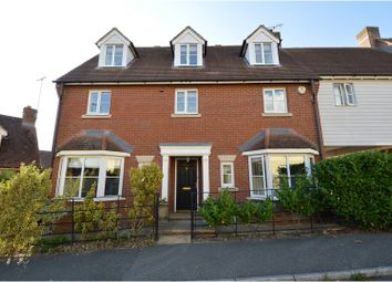 Thumbnail 6 bed link-detached house for sale in Hallett Road, Dunmow