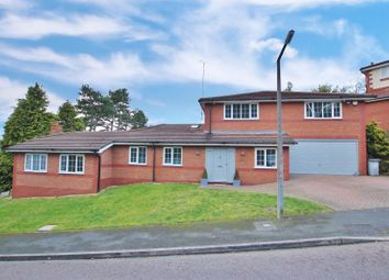 Thumbnail 5 bed detached house for sale in Dawstone Rise, Heswall, Wirral
