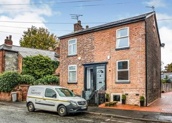 Thumbnail 3 bed semi-detached house for sale in Joynson Street, Sale, Greater Manchester