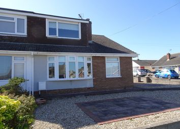 Thumbnail 3 bed semi-detached house for sale in Rockfields, Nottage, Porthcawl