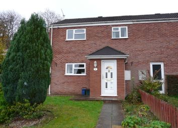 Thumbnail 3 bed end terrace house to rent in Arnold Crescent, Tiverton