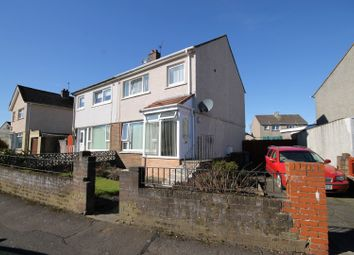 Thumbnail 3 bedroom semi-detached house for sale in Garforth Road, Gasgow