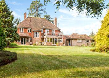 Church Lane, Danehill, Haywards Heath, West Sussex RH17. 4 bed detached house for sale