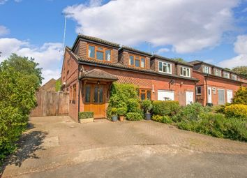 Thumbnail 4 bed semi-detached house for sale in Bishops Garth, St. Albans