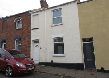 Thumbnail 2 bed terraced house to rent in Clifton Street, Exeter