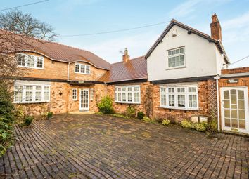 Thumbnail 4 bed detached house for sale in Oak Bank Lane, Hoole Village, Chester