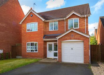 Thumbnail 4 bed detached house for sale in Bryans Close, Coddington, Newark