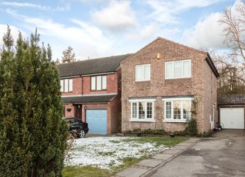 Thumbnail 3 bed detached house for sale in The Grange, Newton Aycliffe, County Durham