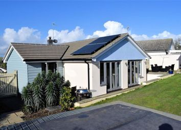 Thumbnail 2 bed detached bungalow for sale in Treza Road, Porthleven, Near Helston