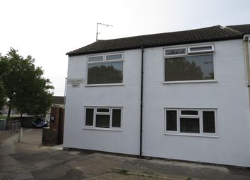 Thumbnail 2 bed flat to rent in Bevan Street West, Lowestoft