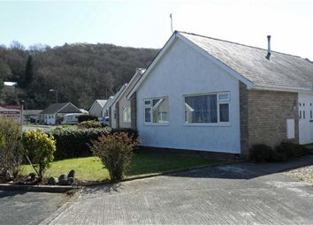 Thumbnail 2 bed detached bungalow for sale in Maes Trefor, Talsarnau, Gwynedd