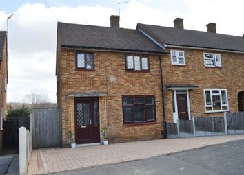 Thumbnail 3 bed end terrace house for sale in Woodbridge Lane, Romford