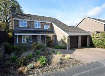 Thumbnail 4 bed detached house for sale in Heather Close, Waterlooville