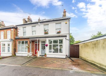Thumbnail 4 bed semi-detached house for sale in Park Road, Gravesend, Kent