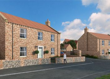 Thumbnail 4 bed detached house for sale in Back Lane, Dishforth, Thirsk