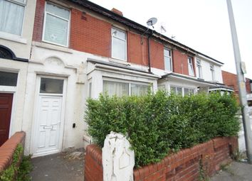 Thumbnail 3 bed flat for sale in St Heliers Road, Blackpool