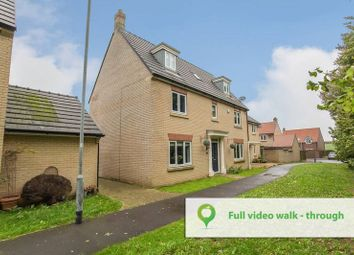 Thumbnail 5 bed detached house for sale in Badger Walk, Crewkerne