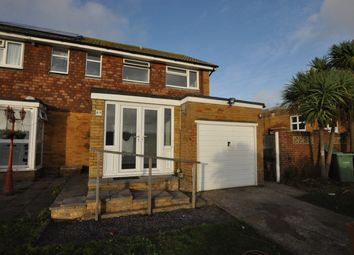 Thumbnail 3 bed semi-detached house for sale in College Road, Bexhill-On-Sea