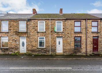 Thumbnail 3 bed terraced house for sale in Station Road, Penclawdd, Swansea