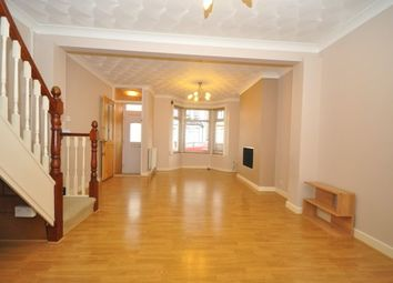 Thumbnail 3 bed terraced house to rent in Garfield Road, Gillingham