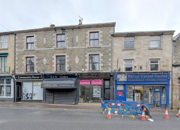Thumbnail 1 bed flat to rent in Market Street, Bacup, Lancashire