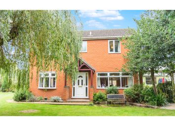 Thumbnail 4 bedroom detached house for sale in Peterborough Road, Whittlesey
