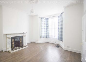 Thumbnail 3 bed terraced house to rent in Romford Road, Manor Park