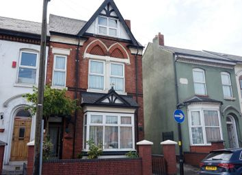 Thumbnail 5 bed semi-detached house for sale in Hampton Road, Birmingham