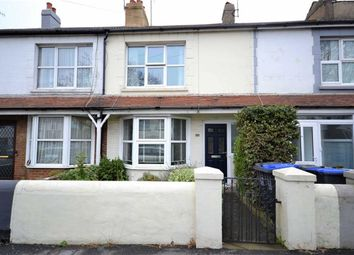 Thumbnail 2 bed terraced house for sale in Ham Road, Worthing, West Sussex