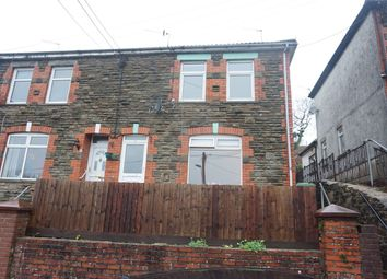 Thumbnail 3 bed semi-detached house for sale in Penylan Road, Argoed, Blackwood