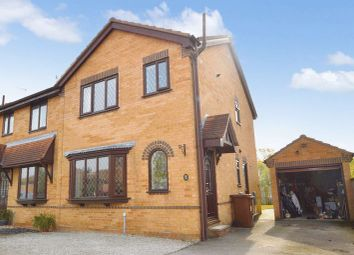 3 bed semi-detached house for sale in Marshall Drive, Pickering YO18