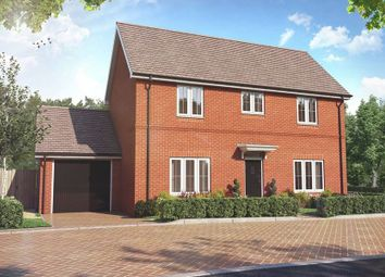 "Thumbnail 4 bed detached house for sale in ""The Nessvale"" at Weston Road, Aston Clinton, Aylesbury"