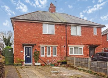 3 bed semi-detached house for sale in Lake View Road, Lincoln LN6