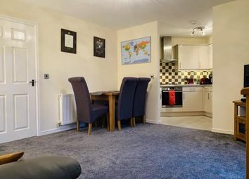Thumbnail 2 bed flat for sale in Claypitts Boulevard, Chase Meadow, Warwick, Warwickshire