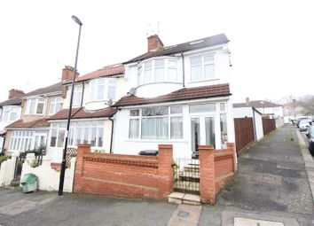 Thumbnail 4 bed end terrace house for sale in Parry Road, London
