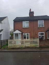 Thumbnail 3 bed semi-detached house to rent in Artillery Street, Colchester