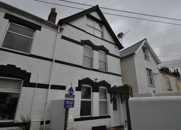 Thumbnail 1 bed end terrace house to rent in Summerland Place, Barnstaple