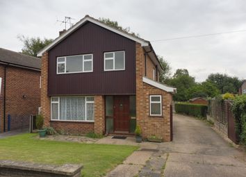 Thumbnail 3 bed detached house for sale in Murray Road, Mickleover, Derby